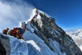'Traffic jam' on Everest as two more climbers die reaching summit