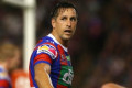 'Very much a Rooster': Sydney coach Trent Robinson lauds Knights half Mitchell Pearce