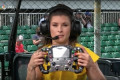 Danica Patrick explains IndyCar's intricate steering wheel, and it's mind-blowing
