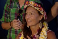 A hiker who was found 17 days after getting lost in a Hawaii jungle thanked her rescuers who 'never gave up' when police called the search