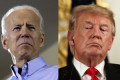 Trump assails Biden over 'Super Predator' crime bill 25 years on