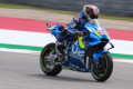 Suzuki in Mugello vor