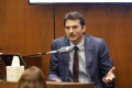 Ashton Kutcher testifies in trial of serial killer suspect Michael Gargiulo