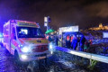 Three dead, 16 missing in Danube river cruise sinking: Hungarian media