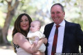 Barnaby Joyce welcomes a second baby boy with his ex-staffer Vikki Campion - and gives him a very traditional name