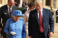 Queen Elizabeth set to fete Trump, as she has so many other US presidents