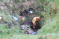 Man trapped in Yorkshire cave dies despite huge rescue effort