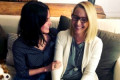 Friends Costars Lisa Kudrow & Courteney Cox Reunite for Instagram Photo: We've 'Never Looked Better'