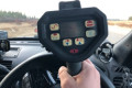 Teen charged after vehicle clocked doing 151 km/hr in construction zone