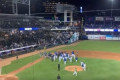 VIDEO: Benches Clear in Thunder-Yard Goats MiLB Game After Player Bunts to End No-Hitter in 9th