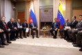 Putin says U.S. military intervention in Venezuela would be a disaster