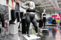 Nike introduced plus-size mannequins in one of its stores, because people come in all shapes and sizes