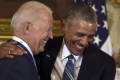 Biden wishes Obama Happy #BestFriendsDay with friendship bracelets