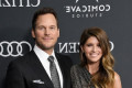 EXCLUSIVE: Katherine Schwarzenegger is a vision in a simple white gown as she and Chris Pratt tie the knot at star-studded California ceremony