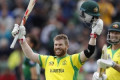 A tale of redemption: Warner century leads charge against Pakistan