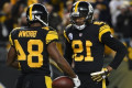 JuJu Smith-Schuster says he has no beef with Antonio Brown