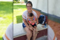 Moms stage 'nurse-in' after breastfeeding mom kicked out of pool