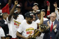 NBA Finals 2019: Raptors' Kawhi Leonard named MVP after fantastic playoff run
