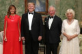 Trump tweets about meeting 'The Prince of Whales'