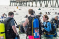 633 divers collect over 1,500 pounds of trash at Florida beach, set world record