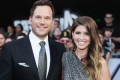 Katherine Schwarzenegger Gushes Over New Husband Chris Pratt and Son Jack in Touching Father's Day Post