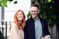 Stacey Dooley and Kevin Clifton spark ENGAGEMENT rumours as she flashes gold ring on her wedding finger during cosy dinner date