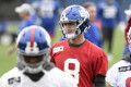 Giants' Daniel Jones hears boos at Yankee Stadium