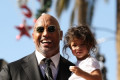 Dwayne 'The Rock' Johnson gets dad-shamed for appearing to duck father-daughter time