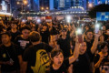 Chinese foreign minister claims 'black hand' of Western involvement in Hong Kong