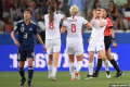 England's Lionesses beat Japan 2-0 to top their Women's World Cup group while Scotland go out after 'heartbreaking' VAR penalty row against Argentina