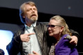 Mark Hamill wants Carrie Fisher to take spot of Trump's Hollywood star