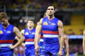 Western Bulldogs skipper Easton Wood backs AFL player pay cut to end gambling ads