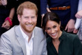 Meghan Markle Makes Surprise Appearance With Prince Harry at a Baseball Game -- Pics!