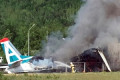 10 killed after small plane crashes into Texas airport hangar, investigators say