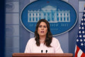 Sarah Sanders to write book about time in Trump admin: report