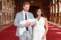 Meghan Markle and Prince Harry share details of baby son Archie's christening – but his godparents will be kept a SECRET