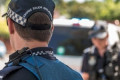 Man allegedly punched Brisbane cop in head during arrest