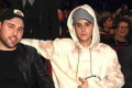 Scooter Braun Spends Quality Time With Justin Bieber Amid Taylor Swift Drama