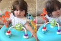 This 5-Month-Old Baby Has Shoulder-Length Hair