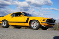 Trans Am Tribute: 1970 Ford Mustang Boss 302