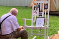Grandfather Dines With Memorial to Late Wife at Wedding, Melts Our Hearts