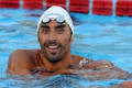 Italian Olympic swimming champ saves drowning newlywed tourist