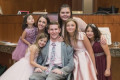 Paralyzed Groom Who Miraculously Walked Down Aisle Has Adopted 5 Girls With His Wife