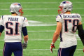 Rob Gronkowski-Tom Brady workout is smoke that will become fire when TE returns to Patriots