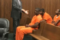 Man charged in Cleveland quadruple homicide jailed on $5 million bond