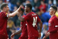 Six of the best for Liverpool as Marseille lose to Accrington