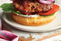 The Secret to Juicy, Flavorful Turkey Burgers