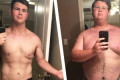 This Guy's No-Nonsense Diet Helped Him Lose 130 Pounds and Get Fit