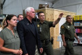 Democrats push back on Pence's description of border facility