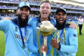 Moeen Ali and Adil Rashid forced to skip out on England trophy celebrations as they dash off to avoid champagne spray due to their religious beliefs